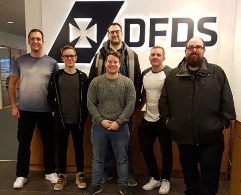 Phoenix Build Team in Gothenburg